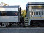 Saratoga & North Creek Train 190, Hudson Explorer