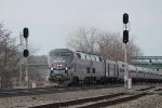 Amtrak 184 #1