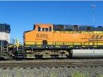 BNSF ES44AC 6355