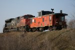 CN 8019 Dumper Job Close