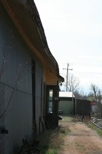 Rough eves on the Ontonagon Depot