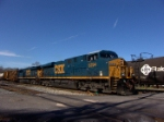 Sequentially numbered CSX 5294 and CSX 5295