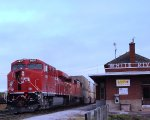 CPR 8907 and CPR 9003 at White River, Ontario