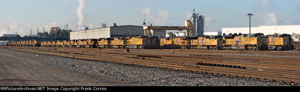 Locomotive Power