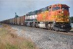 Coal loads roll east