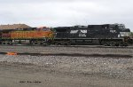 NS 9826 and BNSF 4896