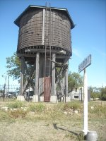 Former SLSF Water Tower