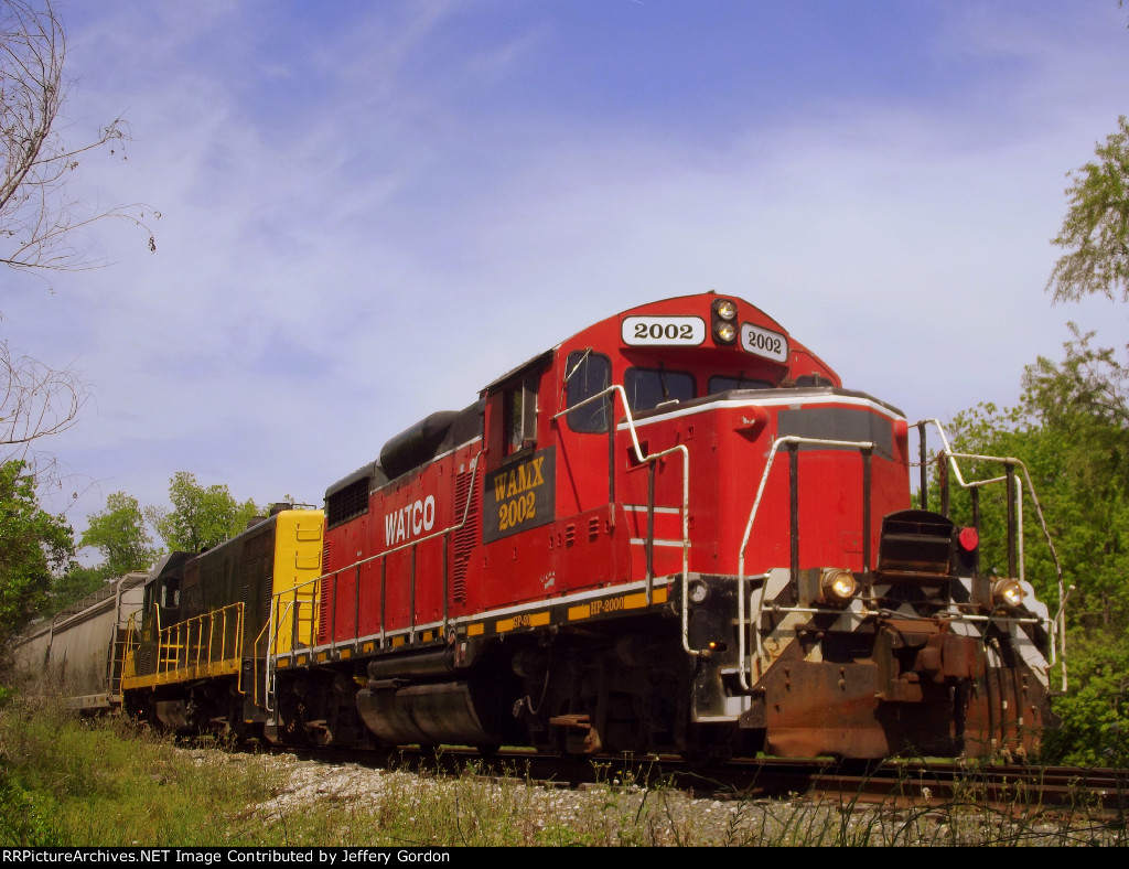 Mississippi Southern Rail Road