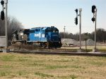 Conrail Leading NS East