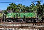BNSF 3641