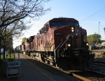 Canadian Pacific 9574 - My Final photo of X534