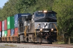 24V, Eastbound Intermodal Train