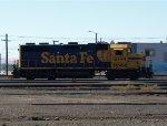 Old Santa Fe geep