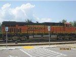 BNSF ES44DC #7218