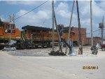 BNSF ES44DC #7824