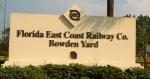 Florida East Coast Railway-Bowden Yard