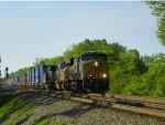 CSX 868 Leads Q004 Track 1 East
