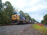 CSX 832, CSX 627, HLCX 8159, CSX 8472, HLCX 7176
