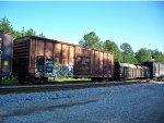 Ex. D&H boxcar