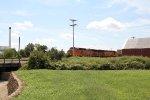 Barnyard railroadin