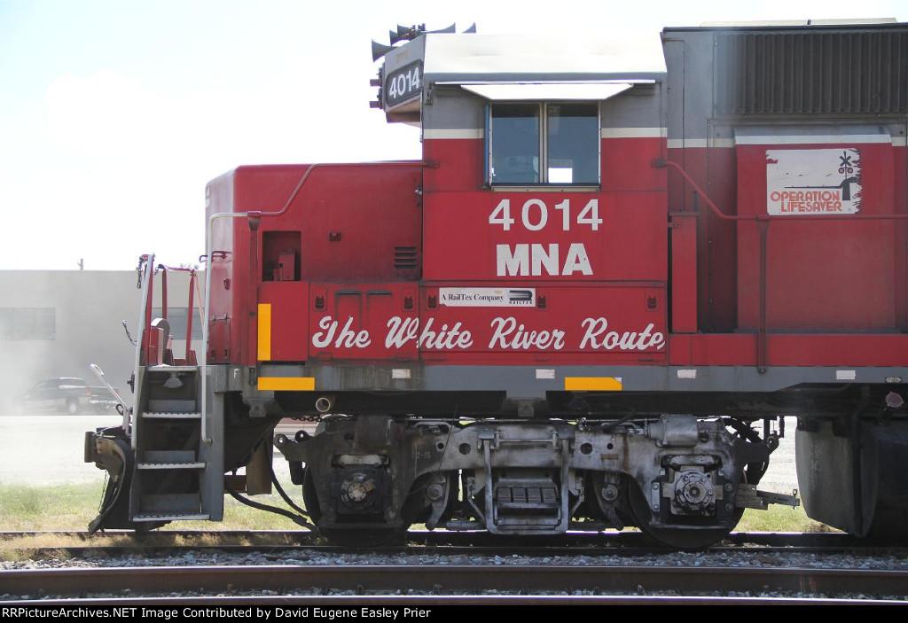 """The White River Route"""