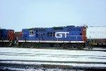 GTW GP9 4557