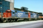 GTW GP38-2 5817