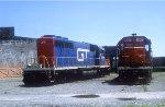 GTW SD40 5918