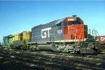 GTW SD40 5928