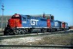 GTW GP40-2 6408