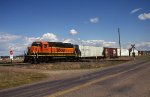 "BNSF 2726 Crossing ""Grand Junction"""