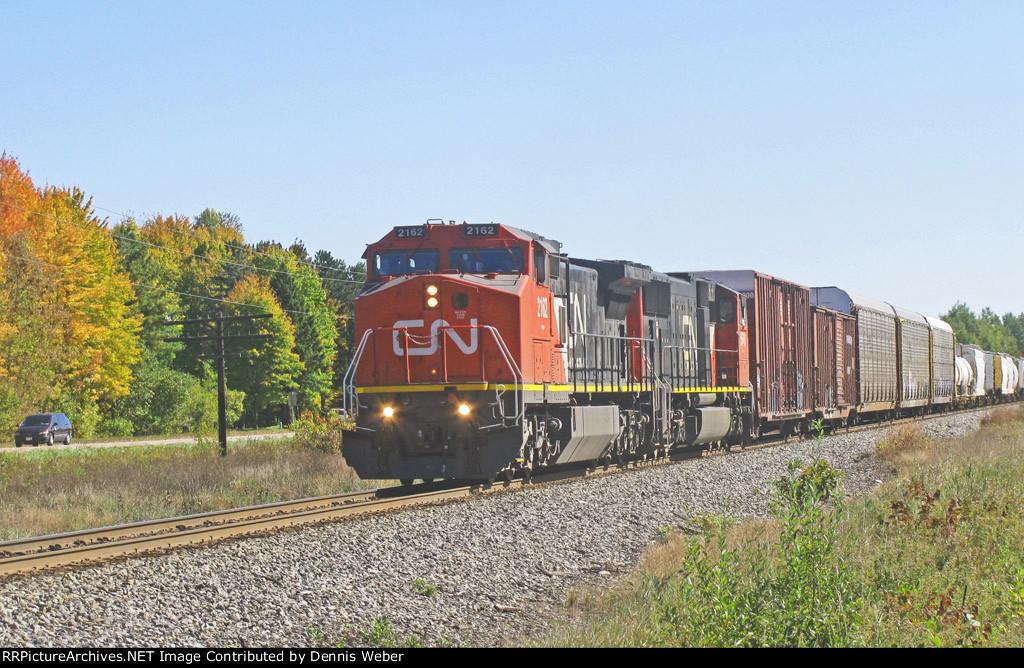 CN  2162,  CN's  Superior   Sub.