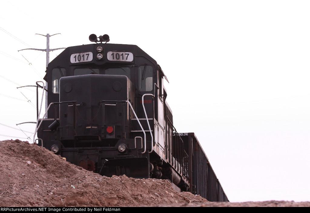GP38-3 1017
