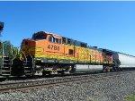 BNSF C44-9W 4788