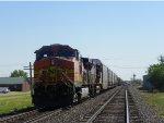 BNSF C44-9W 4524