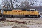 Union Pacific #4200