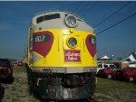 Lackawanna Railroad 807