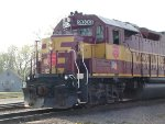 WC 2003 in NGB Yard at