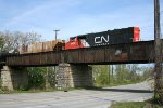 CN 9473 at Riverside Road