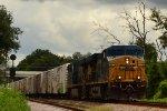 CSX L740 TROPICANA JUICE TRAIN