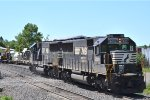 NORFOLK SOUTHERN SD40E 6309 & 6320