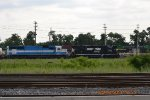 NORFOLK SOUTHERN GP38-2 5014 GMTX SD60 9035