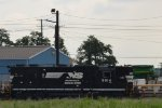 20110625 NS GP38-2 5014 ENOLA YARD
