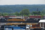NORFOLK SOUTHERN ENOLA YARD SHOT