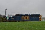 CSX GP40-2 6142