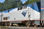 AMTRAK P40DC 814