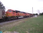 BNSF 8962 and 5888