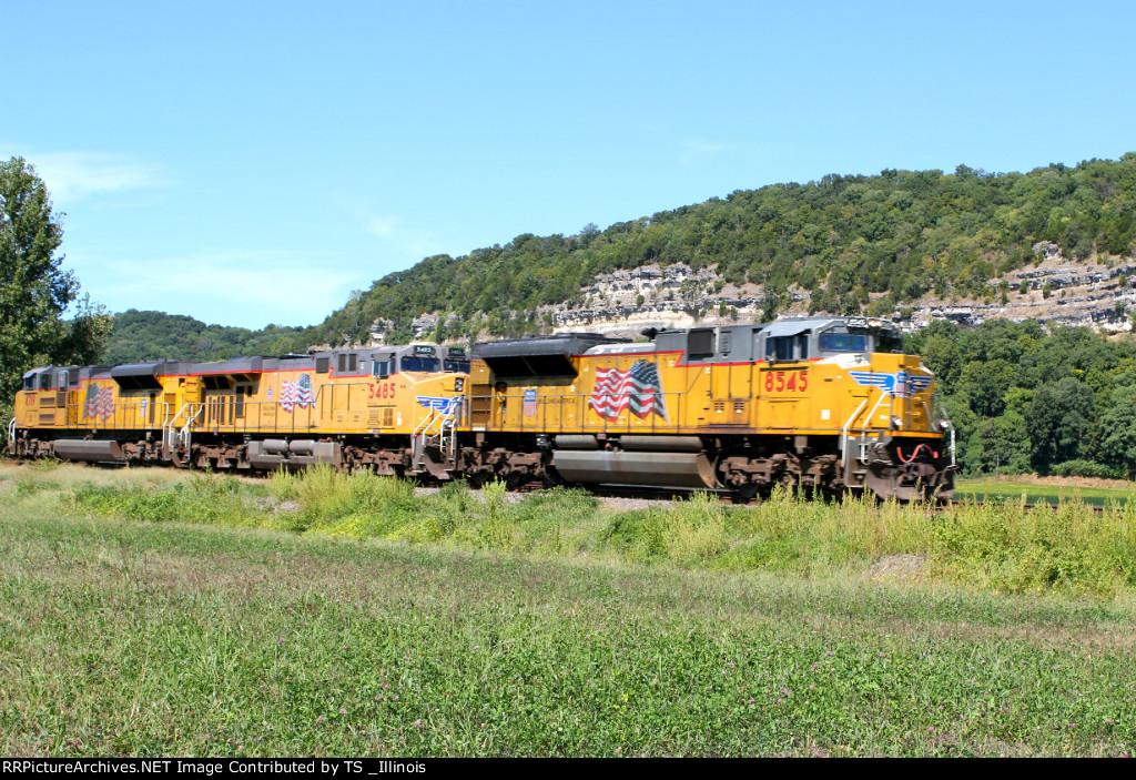 UP 8545
