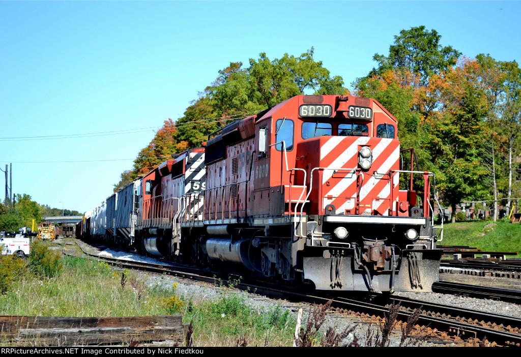 CP 441 CP 6030 West