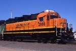 Rebult GP39R at Mpls MN Northtown yard in Oct 2011.